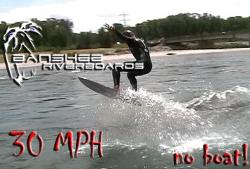 Banshee Riverboards