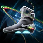 Back to the Future II shoes real, and making a killing!