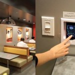 """Japanese Burger King offers customers a """"musical shower"""""""