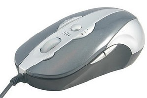 11 Button Multimedia Mouse