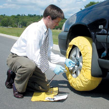 Flat Tire Concierge