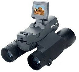 Digital Camera Binoculars