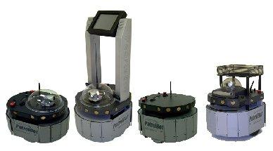 iPatrol Robots