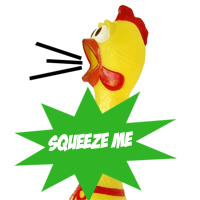 Shrieking Chicken