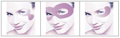 PowerCosmetic Anti-Aging Skincare Patches