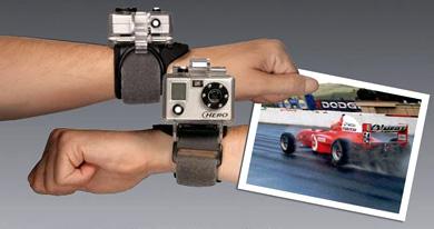 Wrist-Mounted Camera