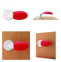 Aromatherapy Door Handle