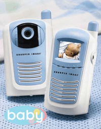 Wireless Color Video Baby Monitor with Infrared