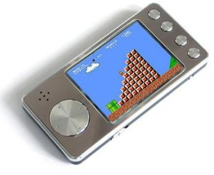 Ainol V100 - MP3 Player and Game Emulator