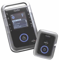 iGoGo Massaging MP3 Player