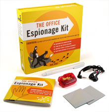 The Office Espionage Kit
