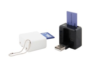 USB Cube Card Reader