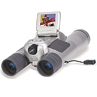 5.0 Mega Pixel LCD Digital Binocular Camera