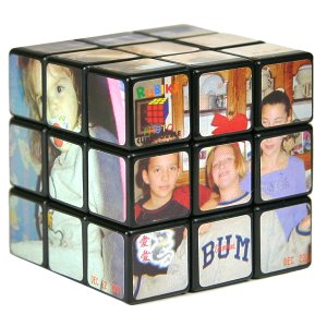Photo Rubik's Cube