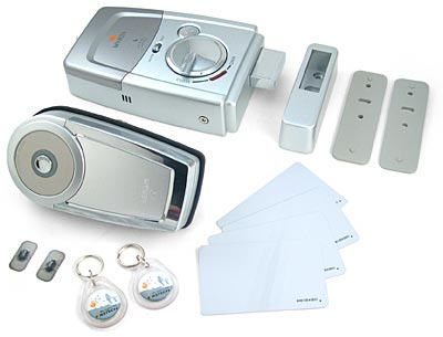 RFID Digital Door Lock Components