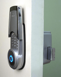 RFID Digital Door Lock In Action