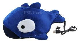 USB Warming Mouse Pad