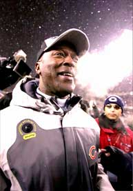 Lovie Smith getty images