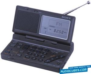 Sony ICF-SW100S
