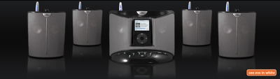 Eos Wireless iPod Dock
