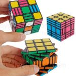 Crazy 3x3x7 puzzle will challenge you Rubik's cubists