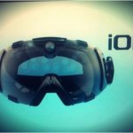iON Goggles captures your outdoor memories in Full HD resolution