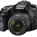 Sony α57 DSLR is ready take over the α55