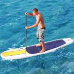 Ku Hoe He'e Nalu Inflatable Board