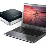 Samsung Series 5 Chromebook laptop and desktop announced
