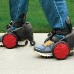 Electric Skates doesn't require you to be a Dutchman