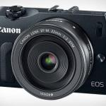 Canon EOS M digital camera enters into the mirrorless territory
