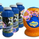 Bacon Bubbles – a Doggie Delight