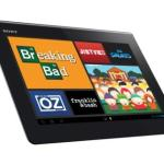 Sony Xperia Tablet S – a whole new way to tab?