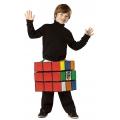 Kids Rubik's Cube Costume