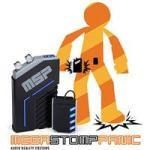 Mega Stomp Panic Audio Reality Costume