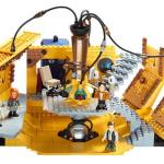 Doctor Who Character Building TARDIS Console Mega Set