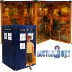 Dr. Who Tardis Tent