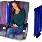 EZ Sleep Travel Pillow – Dream while you're Flying