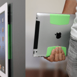 MagBak lets you mount your iPad to any metal surface