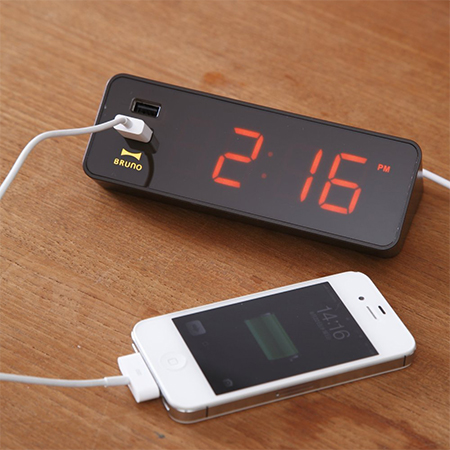 USB-Alarm-Clock