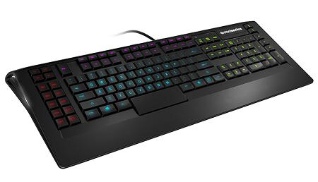 Apex Steel Series Keyboard