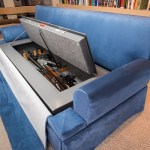 Couch Bunker will protect the paranoid
