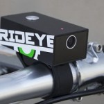 Rideye is a black box for bicyclists