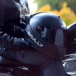 Skully P1 Helmet will let motorcyclists see behind and in front