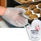 Poppin' Hot Oven Mitt