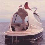 The Jet Capsule will launch out onto the ocean