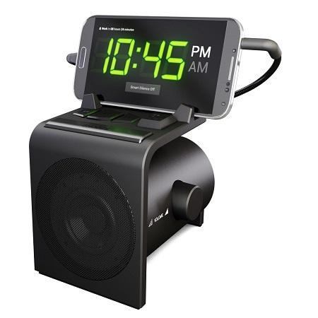 Hale Dreamer Alarm Clock Android Dock