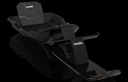 Snolo Carbon Fiber Sled