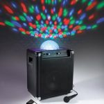 Instant Party Speaker lets you bring your A game