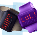 Hallmark's Text Bands – Shake Hands, Send a Message